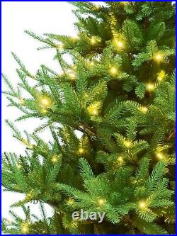 Künstlicher Christbaum Weihnachtsbaum Tannenbaum mit Beleuchtung LED 180cm