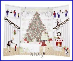 LADUREE LUXURY TREAT ADVENT CALENDAR 2020 Christmas BNIB SHIPS NOW FROM USA