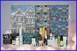 Liberty London Beauty Advent Calendar Christmas 2020 Worth Over £789! Brand New