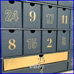 Look Fantastic Advent Calendar 2019 25 Lavish Treats! NEW Slightly Damaged Box