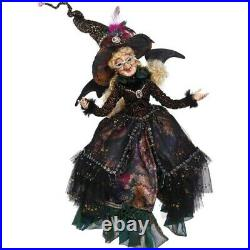 Mark Roberts 2020 Collection Fine Feathered Friend Witch, Large Figurine