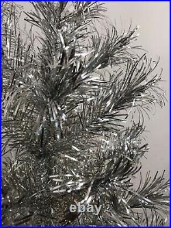 Martha Stewart For Grandinroad Tinsel Retro Tree Vintage Aluminum Tree Inspired