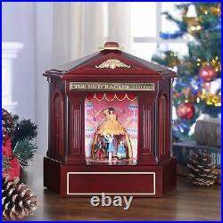 Mr. Christmas 10.5 Mr. Christmas Musical Animated Nutcracker Suite Decoration