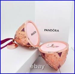 NEW 100% PANDORA 2020 Limited Edition Holiday Ornament Dangle Charm Gift Set