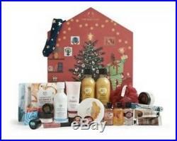 NEW BIG BODYSHOP Body Shop Advent Calendar, Make It Real Together 2020 BNIB