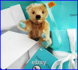NEW Return to Tiffany Love Steiff Bear Ornament Christmas Tree Holiday