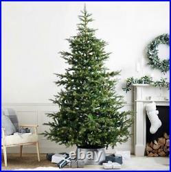 NEW The White Company Pre-Lit Grand Spruce 9ft Xmas Tree Love Valentine