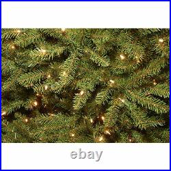 National Tree Company 12 Ft Pre-Lit Dunhill Fir Artificial Christmas Tree (Used)