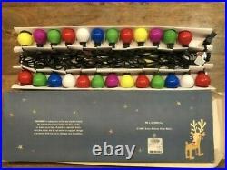 Olive The Other Reindeer Christmas Light Set 25 Lights Nordstrom 1997 Brand New