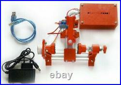 Osterdekoration Kunst CNC Eidrucker Eier Ferien Eggbot Sphere Bot Robot from EU