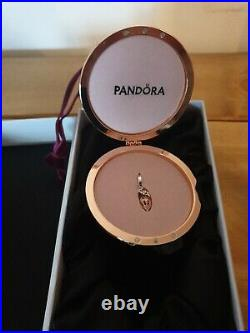 Pandora 2020 Christmas Ornament & TwoTone Dangle Charm NEXT DAY DELIVERY/COLLECT