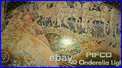 Pifco20CinderellaLights Pat tested in orig box & flash unit next day delPC