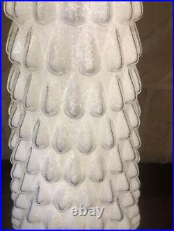 Pottery Barn Pre LIt Beaded GLASS TREE XL X Large Christmas Decor New 27