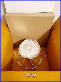 Pottery Barn Skeleton Hand Cake Stand Platter Halloween SOLD OUT New