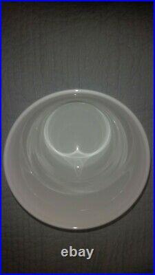 Pottery barn reindeer cupid ice bucket cookie jar NO lid serving bowl