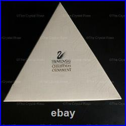 RARE Retired Swarovski Crystal 1996 Christmas Snowflake Ornament 199734