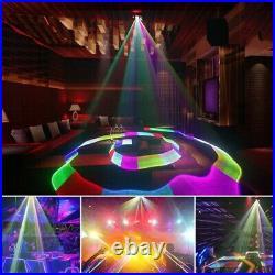 RGB Laser DMX RGB Stage Light 3D Effects DJ Red Green Blue Full TDM-RGB400 dl45