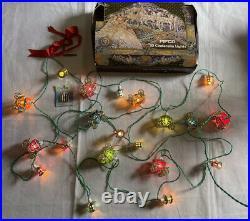 Rare Pifco Vintage set Cinderella Christmas Lights. Box carriage / lanterns VGC