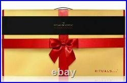 RiTuals 3d Xl Deluxe Adventskalender inkl. Dao Night Handbalsam creme Duschgel +