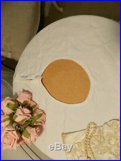Sale Rachel Ashwell Shabby Chic Tm. White Petticoat Christmas Tree Skirt, Lp $270