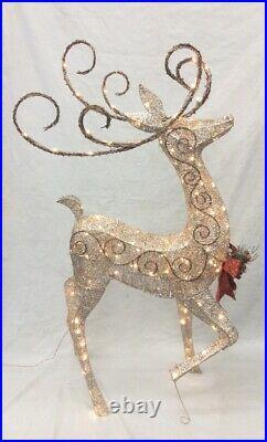 Santas Christmas Magic 150 LT CRYSTAL SPLENDOR DEER