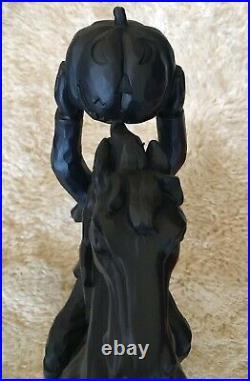 Sleepy Hollow Headless Horseman Ichabod Crane Statue Prop Halloween Decor 19