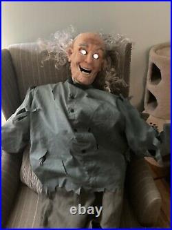 Spirit Halloween Mean Ol Gramps