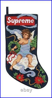 Supreme Christmas Stocking FW20 Confirmed Order FREE 2-DAY SHIP
