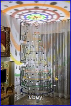 The Modern Christmas Tree (Large 7.5')