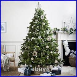 The White Company Symons Nordmann Luxury 7.5ft Xmas Tree Love Valentine