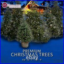 The White Company Xmas Tree 4.5ft/ 6ft / 7ft / 7.5ft / 9ft Love Valentine