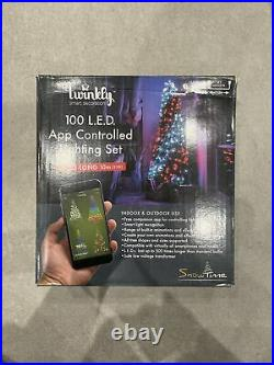 Twinkly 100 Led App Controlled Christmas Lights