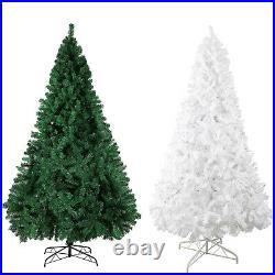 VILOBOS Christmas Pine Tree Holiday Xmas Festival Home Decoration with Metal Stand