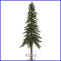 Vickerman 7' Natural Alpine Artificial Christmas Tree Unlit