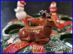 Villeroy & Boch Adventskranz Drm. 22 cm christmas wreath Toys Memory