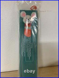 Vintage Avon 1987 Countdown to Christmas Advent Calendar With Mouse Holiday