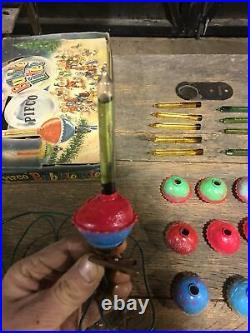 Vintage Pifco No. 1261 Bubble Lights Christmas Lights 2 Sets Boxed Spares Repairs