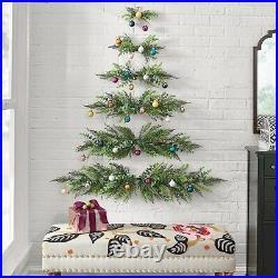 Wall Hanging Christmas Tree Xmas Decor New