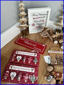 Wholesale joblot christmas decorations